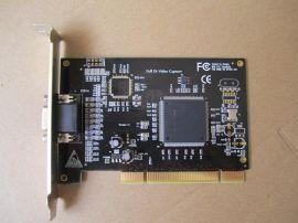 HV6404SF PCI系列4路采集卡
