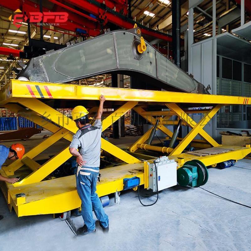 重型KPJ軌道運輸搬運車 電動擺渡車如何接線