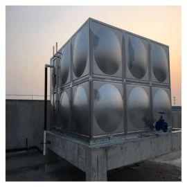 镀锌水箱玻璃钢一体化供水水箱