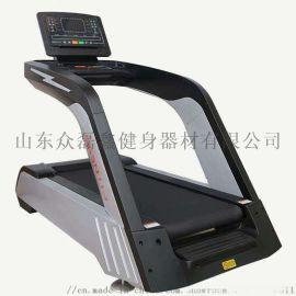 LED液晶跑步機免維護跑帶折疊倒跑商用跑步機