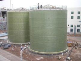 玻璃钢化工储罐泵站脱硫塔缠绕设备