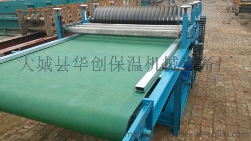 高精度玻璃棉裁切机 一机可作业多规格材料