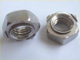 不锈钢焊接螺母M8不锈钢304焊接螺母M8