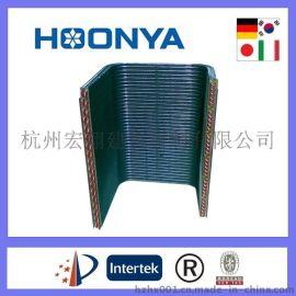 铜管翅片式**风冷模块机冷凝器蒸发器