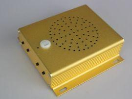 金属外壳提示器  智能双向语音提示器 银行提示器 红外线感应提示器