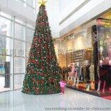 四川資陽雪花聖誕樹 聖誕樹裝飾 鐵絲聖誕樹 酒店廣場步行街亮化