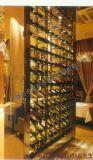 创意时尚不锈钢酒柜 不锈钢酒架价格