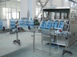 供应桶装纯净水生产线设备 液体灌装机