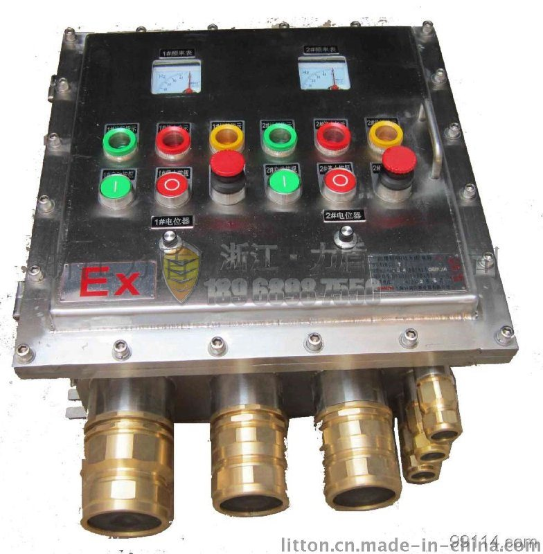 可定製加交流加熱繼防爆控制配電箱