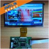 7.0寸高清屏1024*600分辨率工业平板屏车载机屏跑步机屏门禁屏
