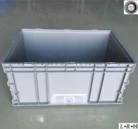 LRH欧美标准D型物流箱塑料箱周转箱