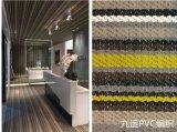 PVC编织地毯壁布防火防滑耐磨