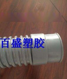 食品级不含塑化剂耐磨软管平滑管