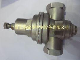 ESG減壓閥適用于管路,工業空壓站使用閥采用CF8M材質
