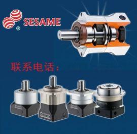 台湾原装行星齿轮减速箱100W三菱松下减速机PGL42-20替代广用利明