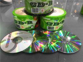 批发定制刻录桶装空白CDR光盘、DVD光碟