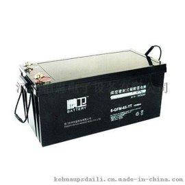 科华UPS铅酸免维护蓄电池 6-GFM-65-YT 12V 65AH 一等铅足容量