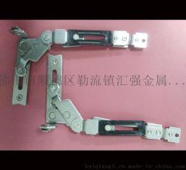 内嵌式隐形摩擦铰链专利铰链 不锈钢滑撑铰链