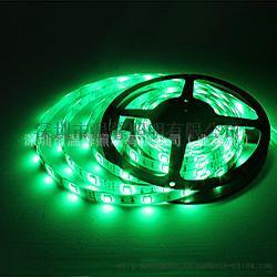 现货5050贴片LED软灯带 60灯12V低压RGB裸板室内展柜灯条三晶高亮