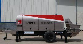 天拓重工牌  混凝土输送泵拖泵地泵