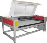 镭能皮革、布料等柔性材料专用激光切割机9060/1610/1810型