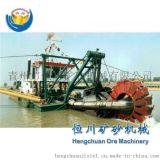 合肥小型清淤絞吸船多少錢,輪鬥挖泥船圖片