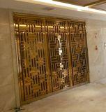酒店大厅不锈钢隔断,酒店走廊不锈钢隔断,不锈钢屏风多少钱一方