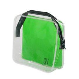 PVC化妝品袋,PVC膠骨袋,PVC拉鏈袋