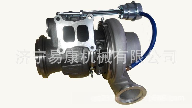 山河旋挖鑽發動機增壓器 康明斯QSM11