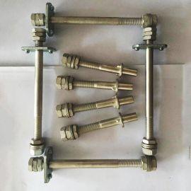 电力变压器配件高低压导电杆 变压器瓷瓶配套导电杆接线柱
