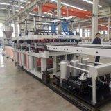 PVC共擠發泡板材擠出生產線