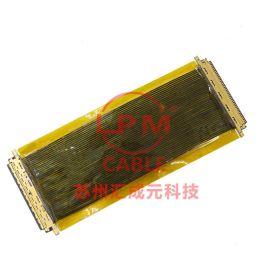 苏州汇成元供应I-PEX 20454-240TORI-PEX20455-030E-66平铺同轴线