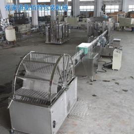 张家港市 自动洗瓶机 专业玻璃瓶洗瓶机 刷瓶机