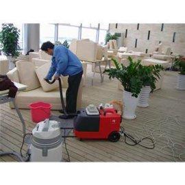 会议室展厅会所布艺沙发清洗海珠琶洲附近多种沙发清洁消毒