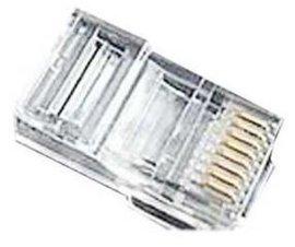 清华同方超五类水晶头批发及价格