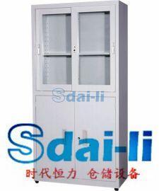时代恒力铁制文件柜,sdai-li玻璃文件柜