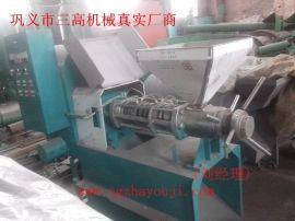 SG小型菜籽榨油机在冷榨方面优势多多