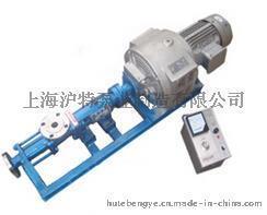 供應 G型單螺桿泵(配電磁調速電機)