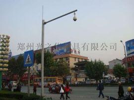 洛阳监控杆加工设计,洛阳安防监控支架,洛阳道路杆子