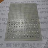 aln陶瓷 广州铠虹飞氮化铝陶瓷加工定制 切割 打孔 异形件加工