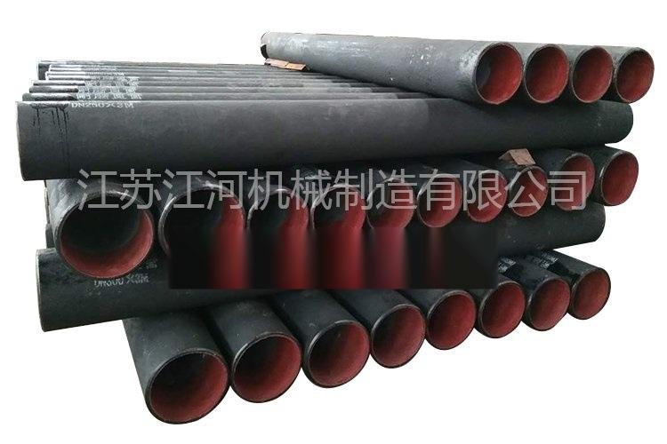 江河供应不同规格材质的稀土耐磨合金钢直管