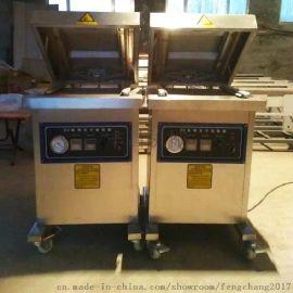 小型 400型单室 食品真空包装机 鸡爪 茶叶 封口机 商用