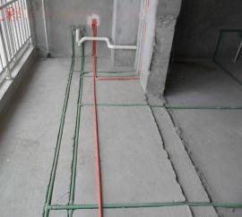 常平水电安装工程,弱电工程设计