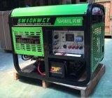 10千瓦柴油發電機野外應急發電機組·