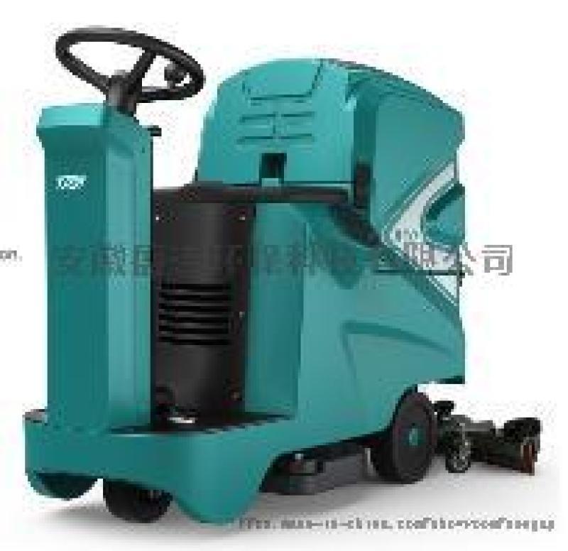 駕駛式全自動保潔洗地機
