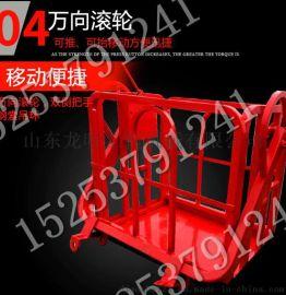 徐工中联吊车高空作业吊篮1.2米1.5米 自动调平