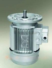 铝壳小功率电机YS8016B5 0.37KW低噪音