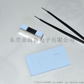 HX散熱矽膠片防火阻燃矽膠絕緣墊片 高導熱矽膠墊片