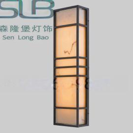 户外壁灯 小区别墅墙壁灯门口壁灯 不锈钢材质壁灯