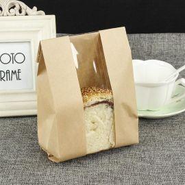 烘培包装纸袋 牛皮纸包装袋 烘培纸袋尽在济南鑫顺源